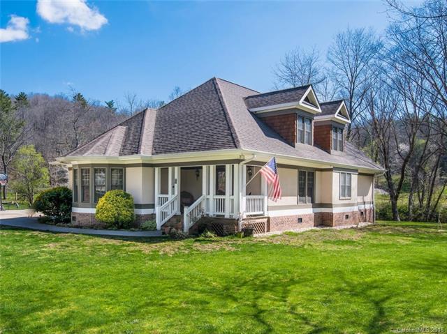 23 Meadow Brook Drive, Fletcher, NC 28732 (#3355401) :: Puffer Properties