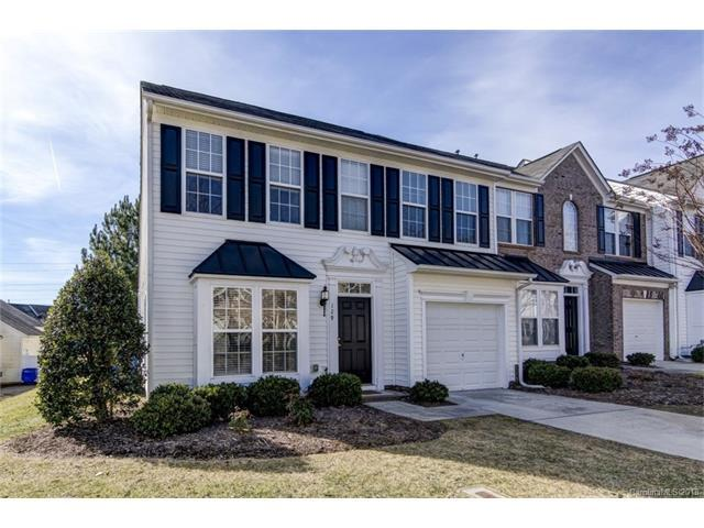 129 Cypress Landing Drive, Mooresville, NC 28117 (#3356141) :: Miller Realty Group