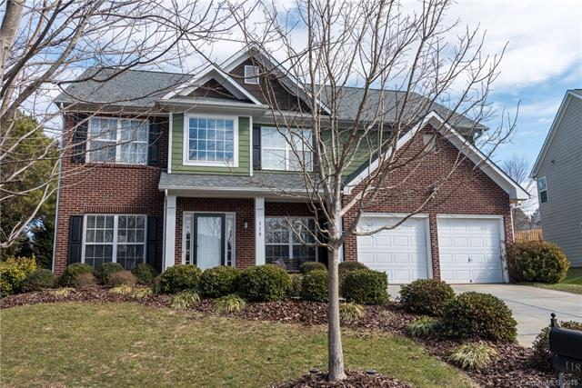 118 Runningdeer Drive, Mooresville, NC 28117 (#3357482) :: Exit Mountain Realty