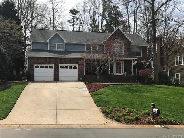 9008 Stourbridge Drive #11, Huntersville, NC 28078 (#3359291) :: LePage Johnson Realty Group, LLC