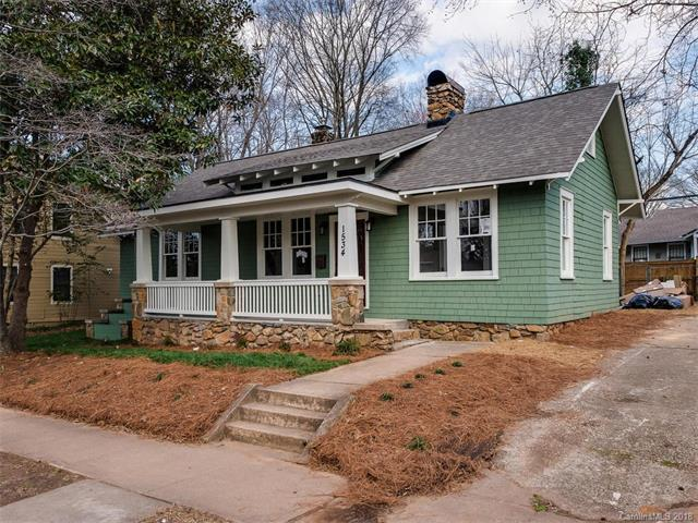 1534 Thomas Avenue, Charlotte, NC 28205 (#3361189) :: Miller Realty Group
