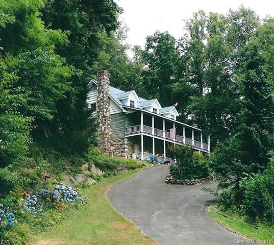 1145 Bearwallow Mountain Road, Hendersonville, NC 28792 (#3361215) :: Puffer Properties