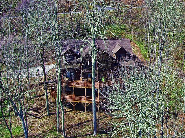 1089 Asgi Trail, Maggie Valley, NC 28751 (#3361726) :: Team Southline