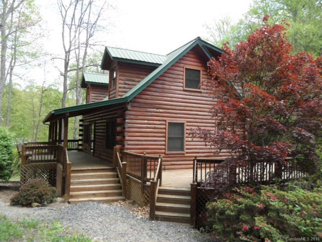 17 Cripple Creek Drive, Waynesville, NC 28785 (#3362815) :: Stephen Cooley Real Estate Group