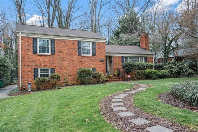 5028 Milford Road, Charlotte, NC 28210 (#3363158) :: The Ramsey Group