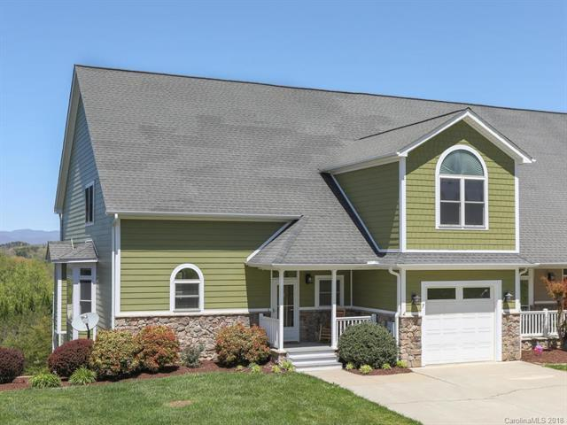 7 Gemini Heights #16, Weaverville, NC 28787 (#3364065) :: Odell Realty Group