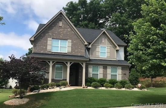 4030 Conner Glenn Drive, Huntersville, NC 28078 (#3364806) :: Exit Mountain Realty