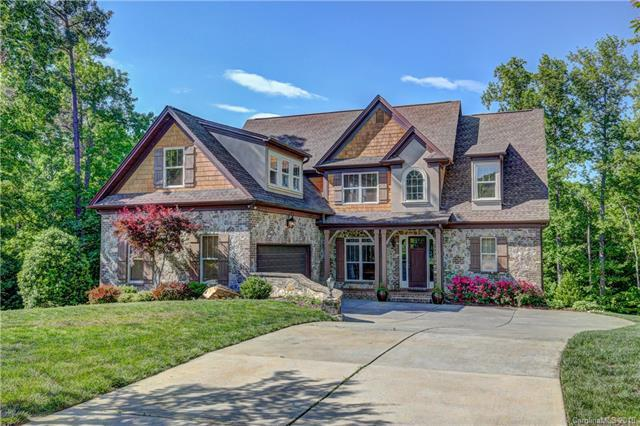 394 Stone Cliff Lane, Lake Wylie, SC 29710 (#3368196) :: High Performance Real Estate Advisors