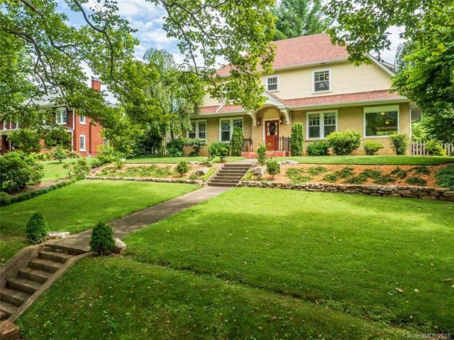 1291 Merrimon Avenue, Asheville, NC 28804 (#3369078) :: Phoenix Realty of the Carolinas, LLC