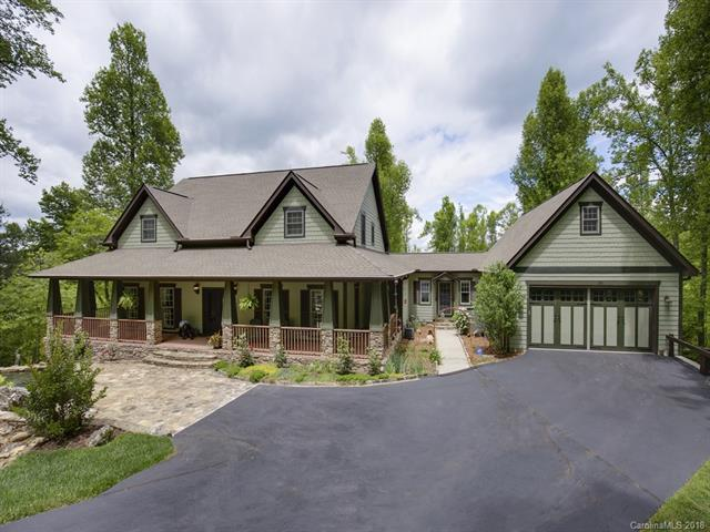 182 Mount Hebron Road, Hendersonville, NC 28739 (#3370510) :: LePage Johnson Realty Group, LLC