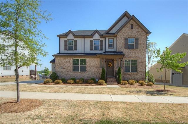 8321 Bramfield Drive, Huntersville, NC 28078 (#3371887) :: LePage Johnson Realty Group, LLC