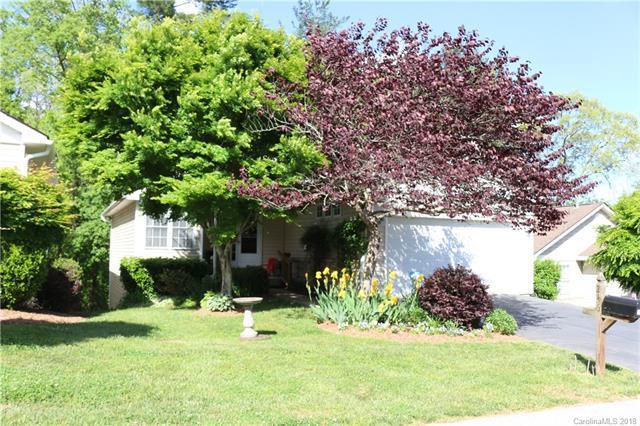 246 Creeks End Circle #09, Mills River, NC 28759 (#3372081) :: Puffer Properties