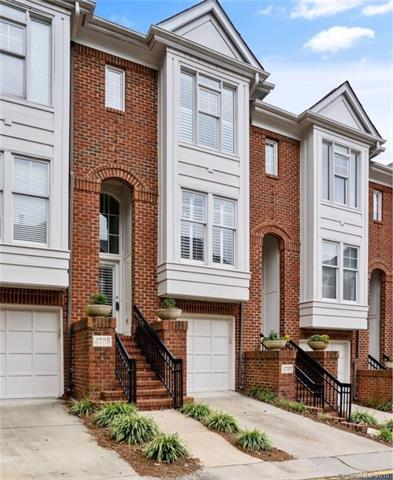 4705 S Hill View Drive #2, Charlotte, NC 28210 (#3372583) :: High Performance Real Estate Advisors