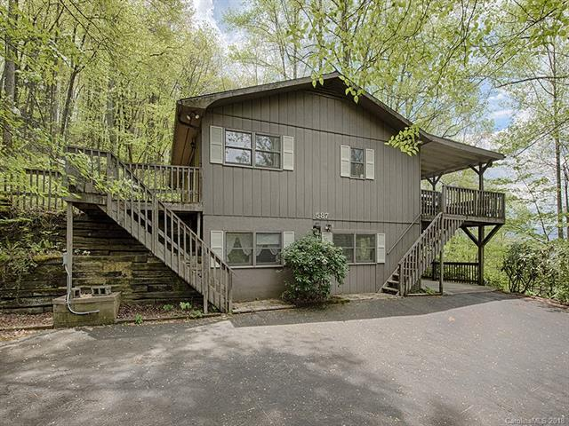 587 Apple Tree Court #45, Waynesville, NC 28786 (#3373406) :: Besecker Homes Team