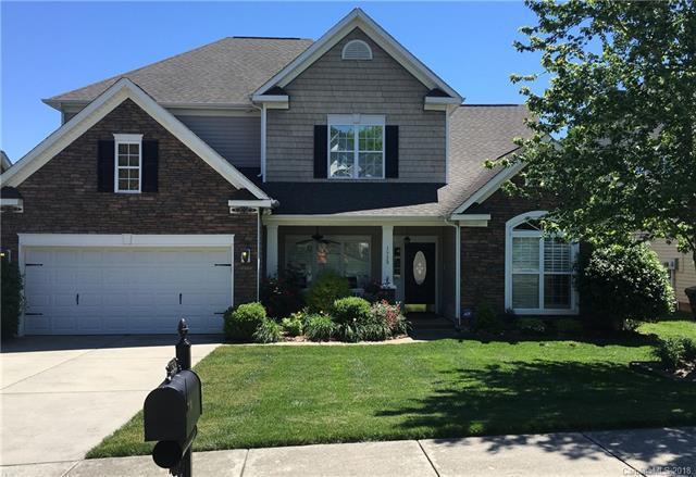 1529 Squirrel Lake Court, Matthews, NC 28105 (#3373640) :: Robert Greene Real Estate, Inc.