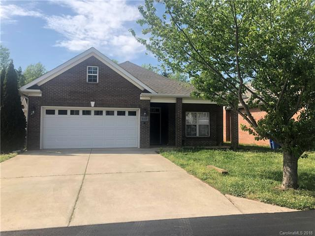 110 Aberdeen Drive #4, Troutman, NC 28166 (#3373733) :: LePage Johnson Realty Group, LLC