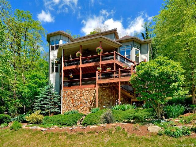 155 Twisted Trail, Waynesville, NC 28786 (#3374313) :: Stephen Cooley Real Estate Group