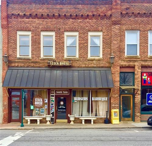 37 Main Street S, Mars Hill, NC 28754 (#3378229) :: Exit Mountain Realty