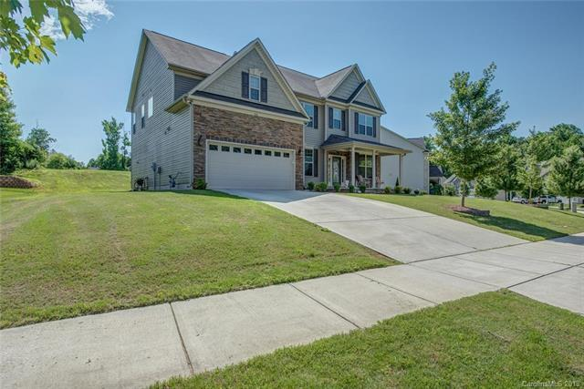 156 Branchview Drive, Mooresville, NC 28115 (#3380002) :: Stephen Cooley Real Estate Group