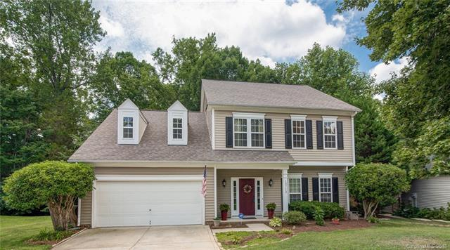 13712 Bluffton Court, Pineville, NC 28134 (#3380794) :: Exit Mountain Realty