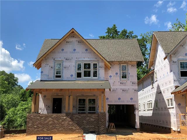 1628 Ellison Street #2, Charlotte, NC 28204 (#3380896) :: Miller Realty Group