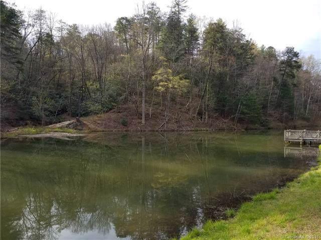 Lot 29 & 29a Peaks Drive 29 & 29A, Lake Lure, NC 28746 (#3380998) :: Rinehart Realty