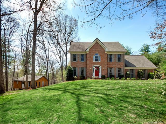 41 Franklin Farm Road, Fletcher, NC 28732 (#3381215) :: Robert Greene Real Estate, Inc.