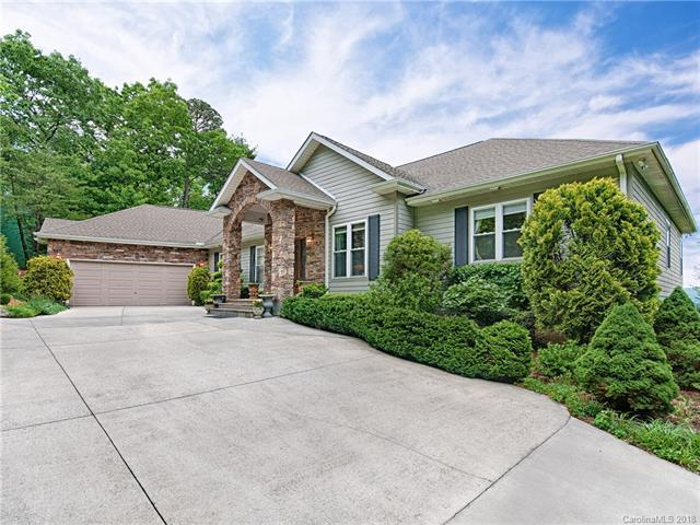 44 South Ridge Drive 63-R, Hendersonville, NC 28739 (#3382375) :: Odell Realty Group