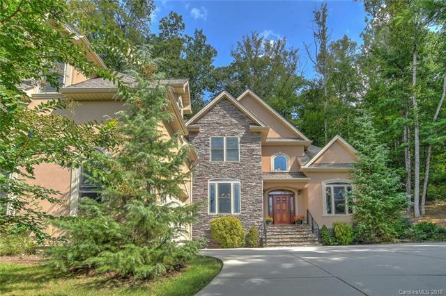 107 Twin Courts Drive, Weaverville, NC 28787 (#3382390) :: High Performance Real Estate Advisors