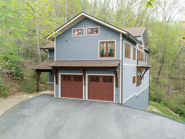 299 Pinnacle Drive, Black Mountain, NC 28711 (#3383857) :: LePage Johnson Realty Group, LLC