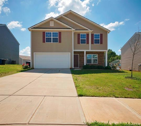 137 Quail Springs Road #48, Statesville, NC 28677 (#3385830) :: LePage Johnson Realty Group, LLC