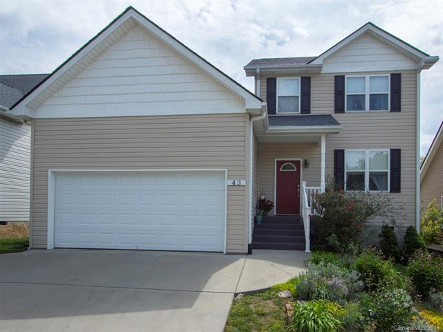 43 Woodcreek Circle, Swannanoa, NC 28778 (#3389907) :: High Performance Real Estate Advisors