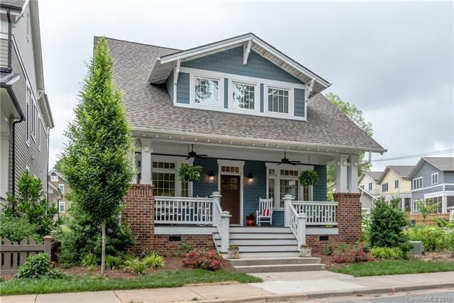 1817 Baxter Street, Charlotte, NC 28204 (#3391002) :: LePage Johnson Realty Group, LLC