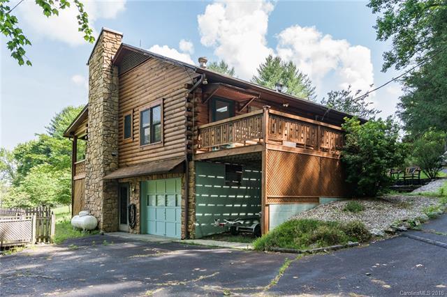 70 Rock Rest Road #1, Hendersonville, NC 28739 (#3392957) :: Stephen Cooley Real Estate Group