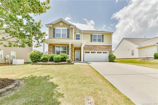 1005 Skillbeck Road, Indian Trail, NC 28079 (#3394527) :: Odell Realty Group
