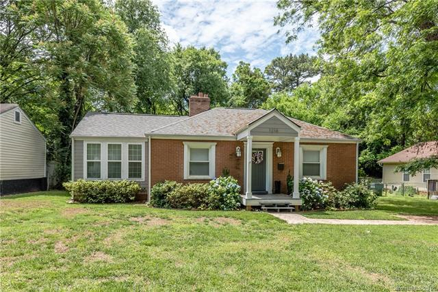 1216 Leigh Avenue, Charlotte, NC 28205 (#3394648) :: Miller Realty Group
