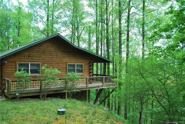525 Higher Ground Ridge, Waynesville, NC 28785 (#3395129) :: Puffer Properties