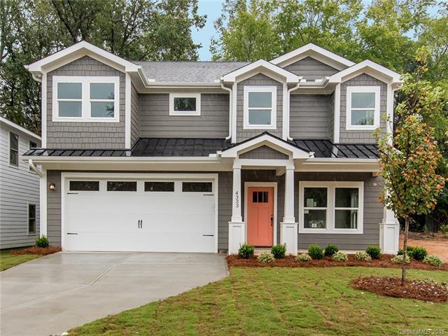 4333 Spring Street #11, Matthews, NC 28105 (#3398082) :: Rinehart Realty