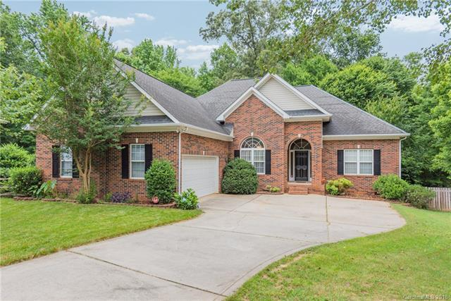 6007 Sentinel Drive, Indian Trail, NC 28079 (#3400054) :: Stephen Cooley Real Estate Group