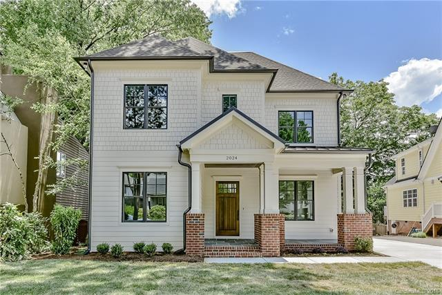 2024 Lombardy Circle #25, Charlotte, NC 28203 (#3400365) :: MECA Realty, LLC