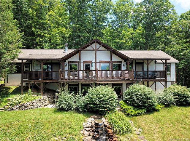 100 Rose Path Lane, Waynesville, NC 28786 (#3401021) :: The Sarver Group