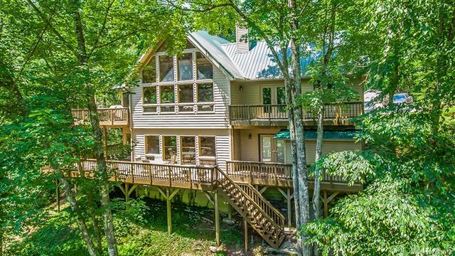 460 S Gastons Bee Gum Road, Brevard, NC 28712 (#3402191) :: Zanthia Hastings Team