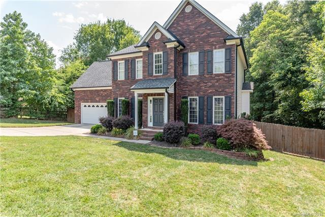 235 Ford Street #5, Harrisburg, NC 28075 (#3407082) :: LePage Johnson Realty Group, LLC