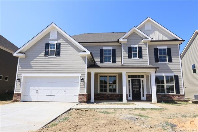 645 Iron Horse Lane #10, Midland, NC 28107 (#3409814) :: LePage Johnson Realty Group, LLC