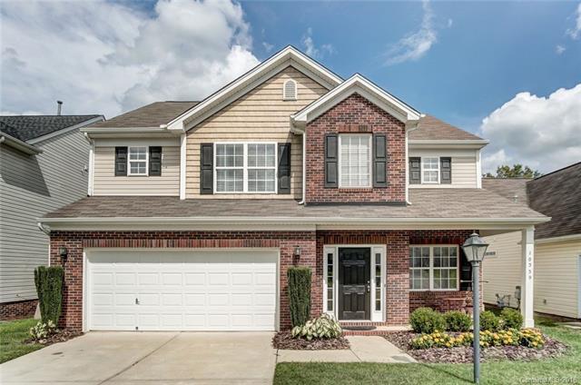 10339 Samuels Way Drive, Huntersville, NC 28078 (#3410021) :: LePage Johnson Realty Group, LLC