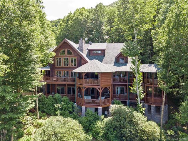 1229 Asgi Trail, Maggie Valley, NC 28751 (#3411235) :: Rinehart Realty