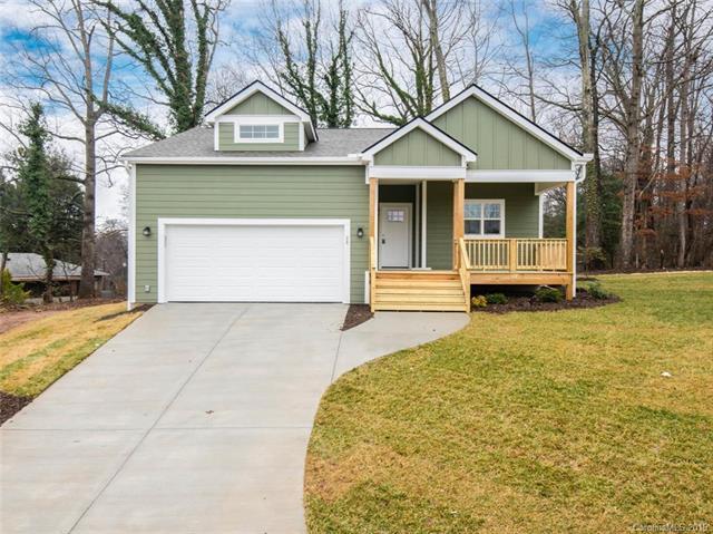 28 Woodbridge Park Drive #12, Asheville, NC 28803 (#3411275) :: Exit Mountain Realty