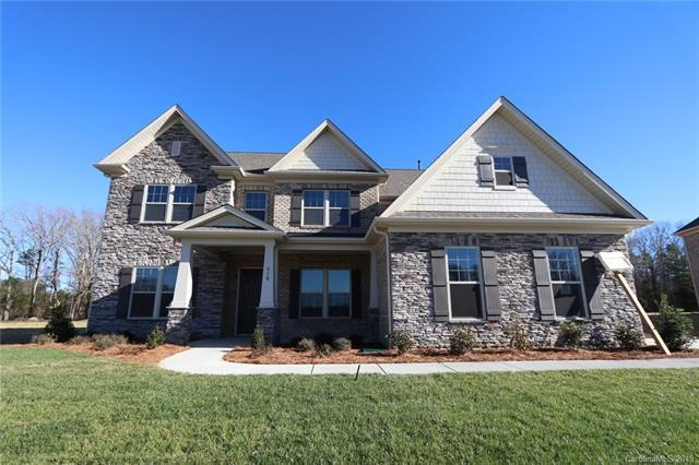 516 Chicory Circle, Matthews, NC 28104 (#3412788) :: Exit Mountain Realty