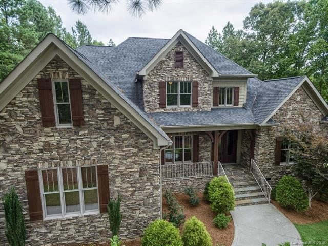 7225 Windy Ridge Drive, Iron Station, NC 28080 (#3413078) :: Exit Mountain Realty
