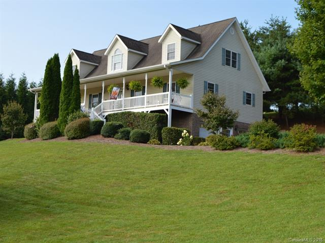 18 Sage Drive, Weaverville, NC 28787 (#3414225) :: RE/MAX Four Seasons Realty